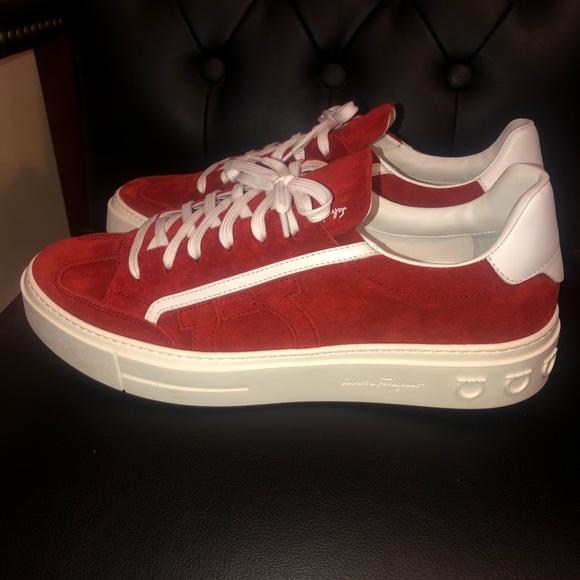 Ferragamo Gancini Sneaker